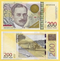 Georgia 200 Lari P-75 2006 UNC Banknote - Géorgie
