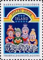 Iceland - 2004 - Christmas Seals - Mint Stamp - Ongebruikt