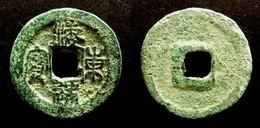 KOREA - HAE DONG TONG BO - LONG HAIRS BAO - RARE SEAL SCRIPT - NICE COPPER COIN – COREE - Corée Du Nord