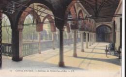 AN09 Constantine, Interieur Du Palais Dar El Bey - LL Postcard - Constantine