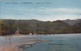 AN09 Lake At Furnas, St. Michael's, Lagoa Das Furnas - Açores