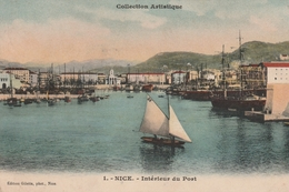 06000 NICE - PORT Vers 1915 - Nice