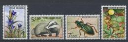 België/Belgium/Belgique/Belgien 1974 Mi: 1790-1793 Yt: 1734-1737 (PF/MNH/Neuf Sans Ch/nuovo Senza C./**)(4298) - België