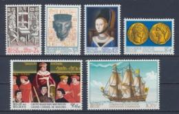 België/Belgium/Belgique/Belgien 1973 Mi: 1729-1734 Yt: 1669-1674 (PF/MNH/Neuf Sans Ch/nuovo Senza C./**)(4299) - België
