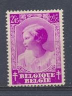 België/Belgium/Belgique/Belgien 1937 Mi: 464 Yt: 465 (Ongebr/MH/Neuf Avec Ch/Ungebr/nuovo Con C./*)(4300) - België