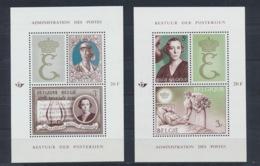 België/Belgium/Belgique/Belgien 1966 Mi: Block 34 + 35 (PF/MNH/Neuf Sans Ch/nuovo Senza C./**)(4302) - Blokken 1962-....
