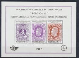 België/Belgium/Belgique/Belgien 1970 Mi: Block 42 (PF/MNH/Neuf Sans Ch/nuovo Senza C./**)(4304) - Blokken 1962-....