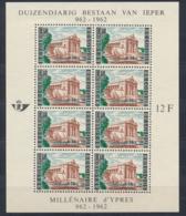 België/Belgium/Belgique/Belgien 1962 Mi: Block 27 (PF/MNH/Neuf Sans Ch/nuovo Senza C./**)(4305) - Blokken 1962-....