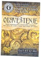 SERBIAN NUMISMATICS POSTCARDS HAJDUK VELJKO NEGOTIN - Coins (pictures)