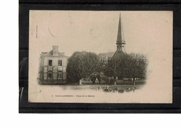 27  CP  GAILLARDBOIS  Place De La Mairie  1151 - Conches-en-Ouche