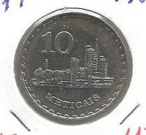C7 Mozambique 10 Meticais 1980. - Mozambique