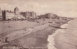 AS30 Worthing, View From Pier Looking East - Worthing