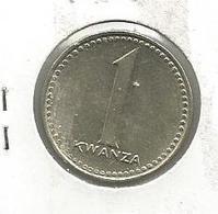 C9 Angola 1 Kwanza 1977. KM#83 - Angola