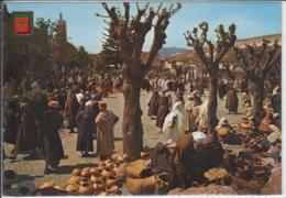 MARRUECOS TIPICO  SOCCO ZOCO; Nachgebühr, Nachporto Ö 1973 - Marocco