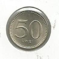 C9  Angola 50 Lwei 1977. KM#90 - Angola