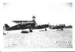 PHOTO AVION CURTISS H75 PRET AU DECOLLAGE POUR MISSION   ARCHIVE ECPA  12X8CM - 1939-1945: 2a Guerra