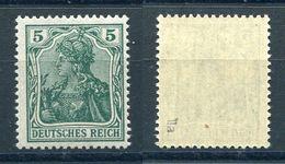 Deutsches Reich Michel-Nr. 85IIa Postfrisch - Geprüft - Deutschland