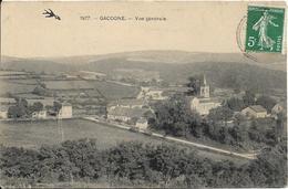 GACOGNE Vue Générale - France