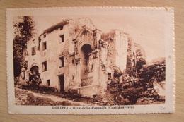 SLOVENIA CARTOLINA DA GORIZIA CASTAGNEVIZZA CON ANNULLO DI POSTA MILITARE PRIMA GUERRA 1 G.M. - Slovenia