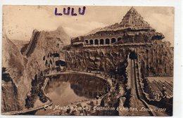 ANGLETERRE : London The Mountain Railway Coronation Exhibition 1911 - Altri