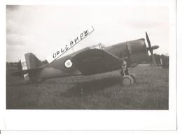 PHOTO AVION CURTISS H75 A3 N°302  12X8CM - 1939-1945: 2a Guerra