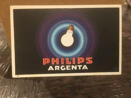Ancienne Carte Postale - Publicité - Philips - Publicité