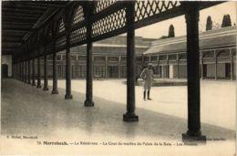 CPA Marrakech La Residence, La Cour De Marbre Du Palais MAROC (824730) - Marrakesh