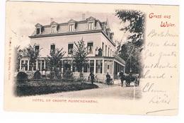 D-9255   WYLER : Hotel De Groote Musschenberg - Kleve