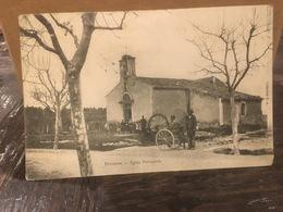 Ancienne Carte Postale - Entressen - France
