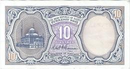 Egipto - Egypt 10 Piastres 1999 Pk 189 B.2 Firma M. S. Hassanan Ref 5 - Egipto