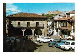 ESPAGNE / COMILLAS - HOTEL DE VILLE ET PLACE DU GENERALISIMO - Cantabria (Santander)