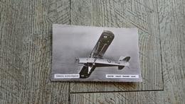 Avion Auster Aiglet Trainer Grande Bretagne Collection Aviation Magazine - Aviation