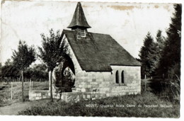 Goyet - Mozet  Chapelle   Notre Dame - Gesves
