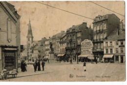 Verviers  Place Du Martyr  ARMEE BELGE  1919 - Verviers