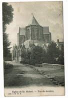 Saint Hubert Eglise De St Hubert  Vue De Derriere   572 - Saint-Hubert