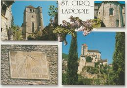 DAV : Lot :  SAINT  CYR  LAPOPIE  : Vues - Saint-Cirq-Lapopie