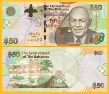 Bahamas 50 Dollars P-75 2006 UNC - Bahamas