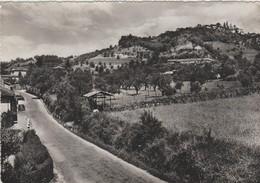 BUSSOLINO FRAZIONE DI GASSINO ( TORINO) -F/G  B/N LUCIDA -  PANORAMA (80319) - Italia