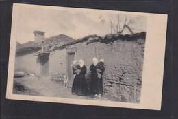 B35 /  Mazedonien , Zwei Türkei Frauen Um 1916 - Macédoine