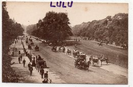 ANGLETERRE : London Rotten Row Hyde Park - London
