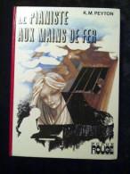 K.M. Peyton: Le Pianiste Aux Mains De Fer/ Poche Rouge, Hachette, 1976 - Hachette
