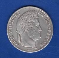 5  Fr  1840 B - France