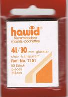 POCHETTE HAWID 30X41 - Bandes Cristal
