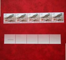 21 Fr Rolzegels Bird Vogel Oiseau Pajaro Buzin OBC 2792  Mi 2844 1998 POSTFRIS MNH ** BELGIE BELGIEN / BELGIUM - Belgique