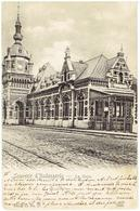 Souvenir D' AUDENAERDE - La Gare - - Oudenaarde