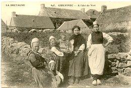 Le Guilvinec -A L'abri Du Vent - Guilvinec