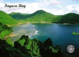 American Samoa Fagasa Bay New Postcard Amerikanisch-Samoa AK - Samoa Americana