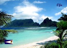 American Samoa Ofu Island Beach New Postcard Amerikanisch-Samoa AK - Samoa Americana