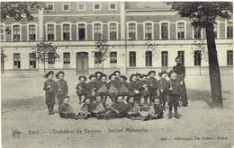 GAND - L' Orphelinat De Garçons - Section Maternelle - N° 384 Héliotypie De Graeve - Gent