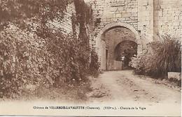 CPA Villebois-Lavalette - Autres Communes